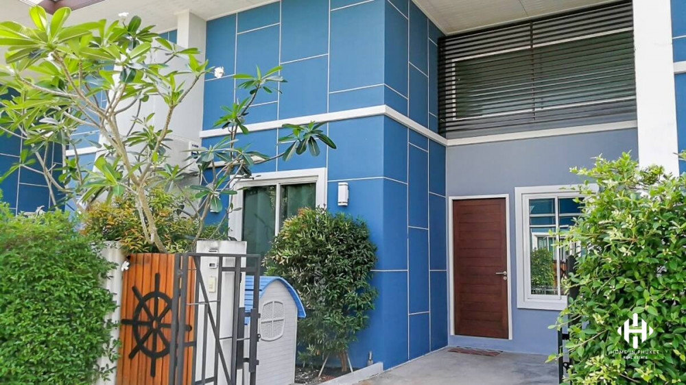 Stylish Townhome in Phuket Town