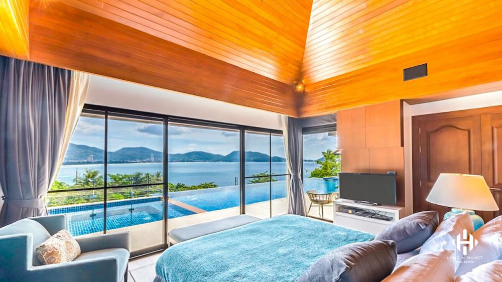 Spectacular Sea View Villa in Kalim