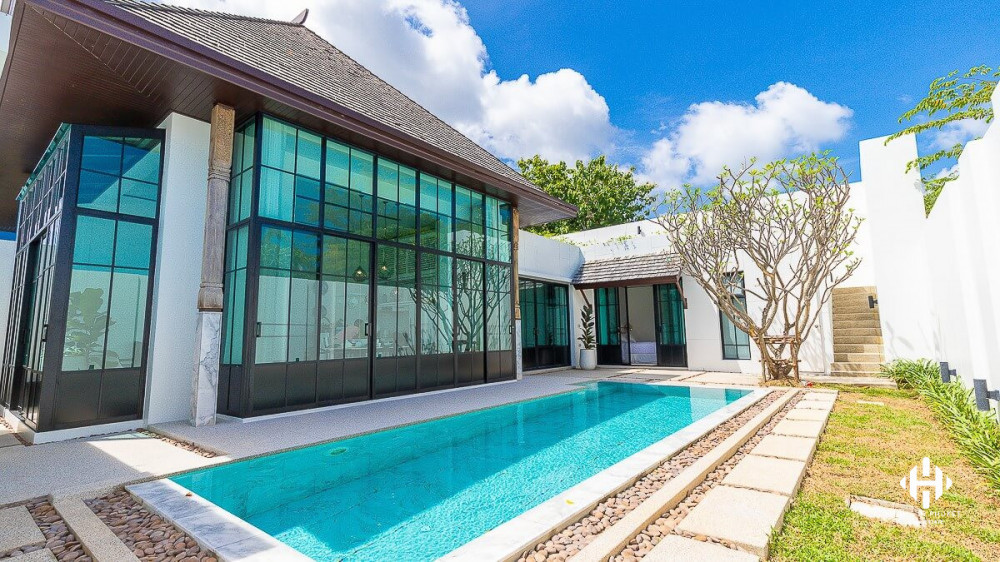 Stylish Sino Pool Villa in Cherngtalay