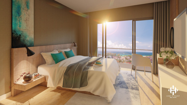 Renowned Seaview Condominium at Karon