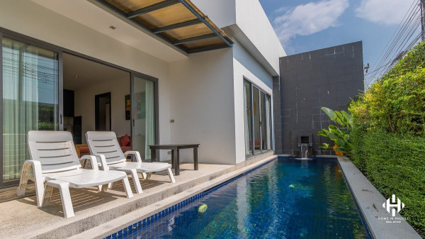 Stylish 1-Bed Villa near Layan Beach