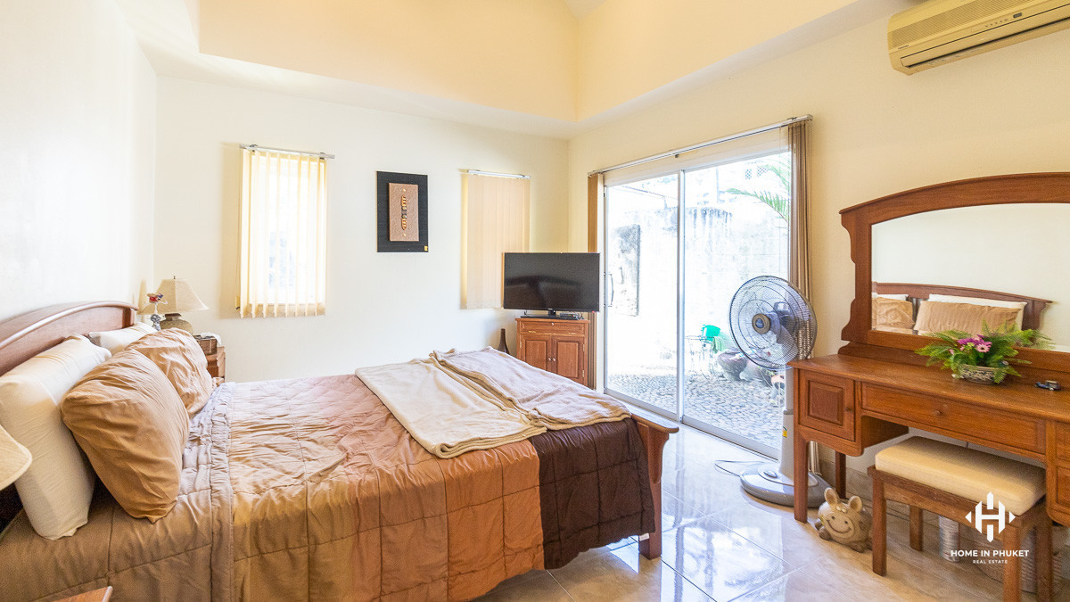 Affordable 3-Bed Pool Villa in Kathu