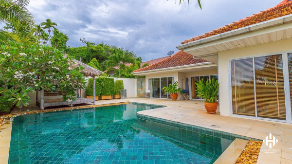 Hillside Pool Villa in Yamu Village