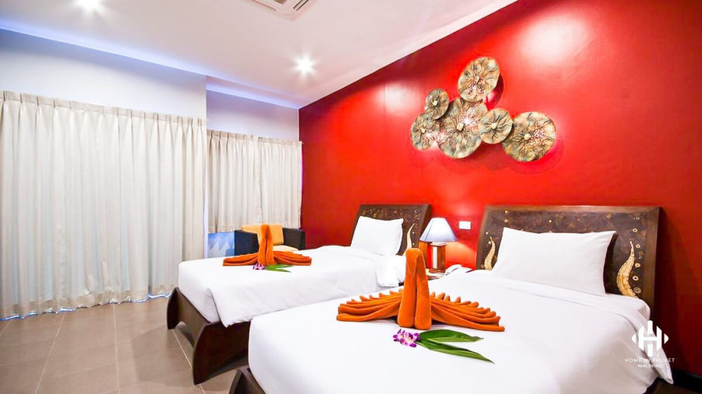 83 Rooms Hotel on Main Road of Patong