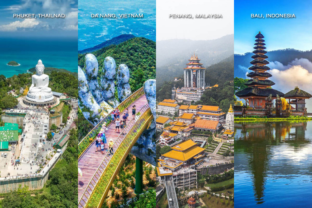 Our Top 4 Places to Live in Asia