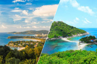 Phuket vs Samui. Thailand's Most Popular Islands Compared