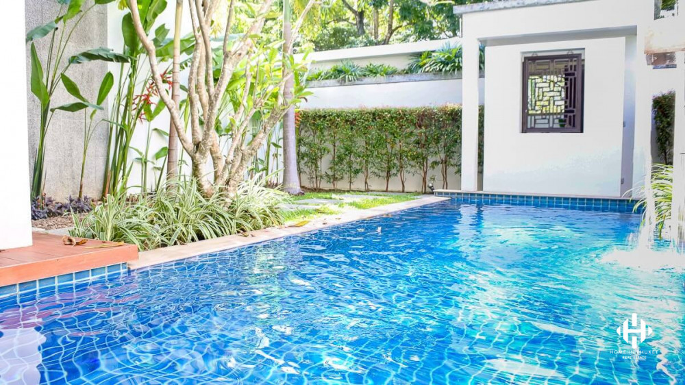 Spectacular 3 Beds Villa in Bangtao
