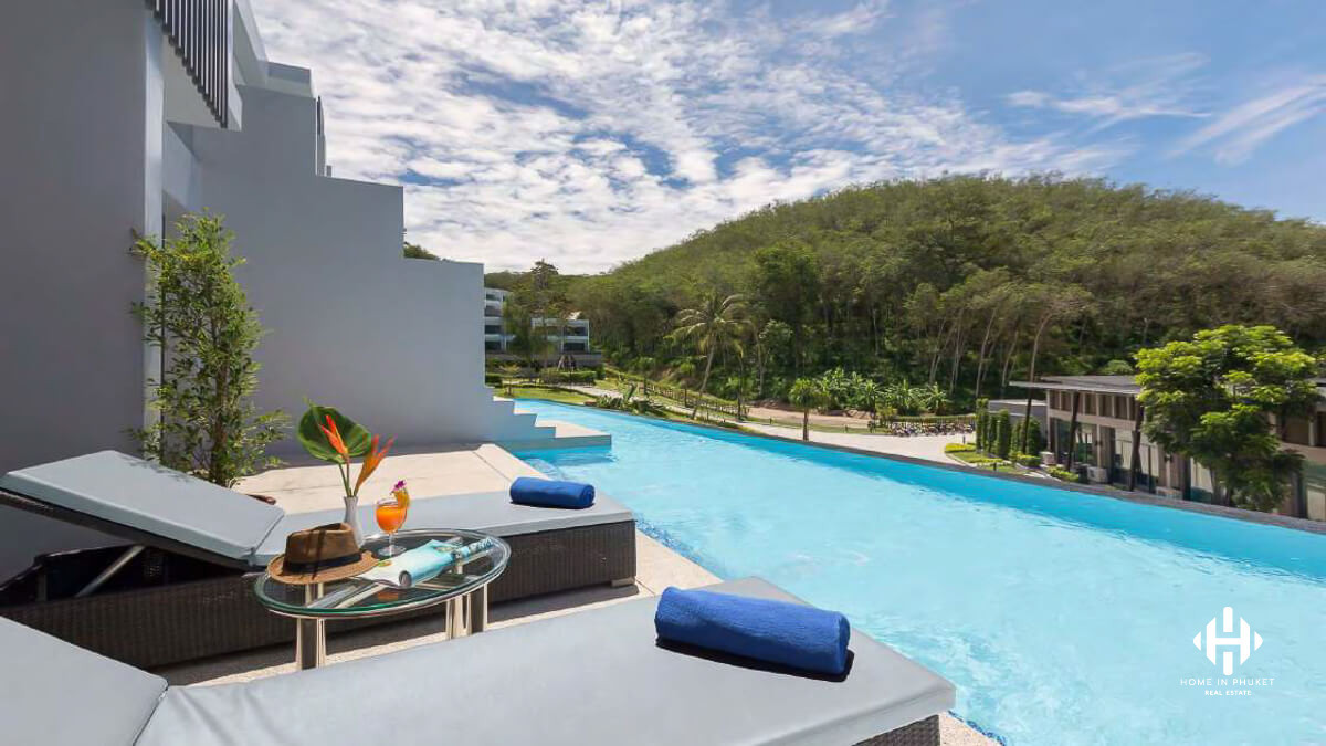 Comfortable Sea View Condominiums in Patong