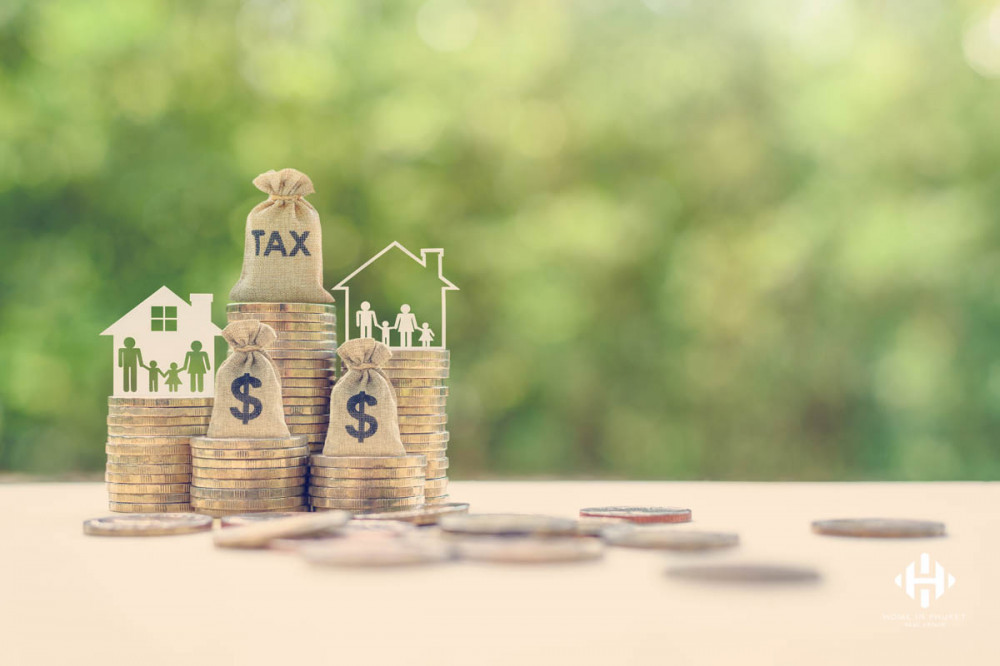 Taxes on Buying and Selling Property in Phuket