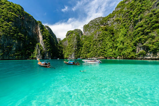 Exploring Phuket's Coastline by Boat