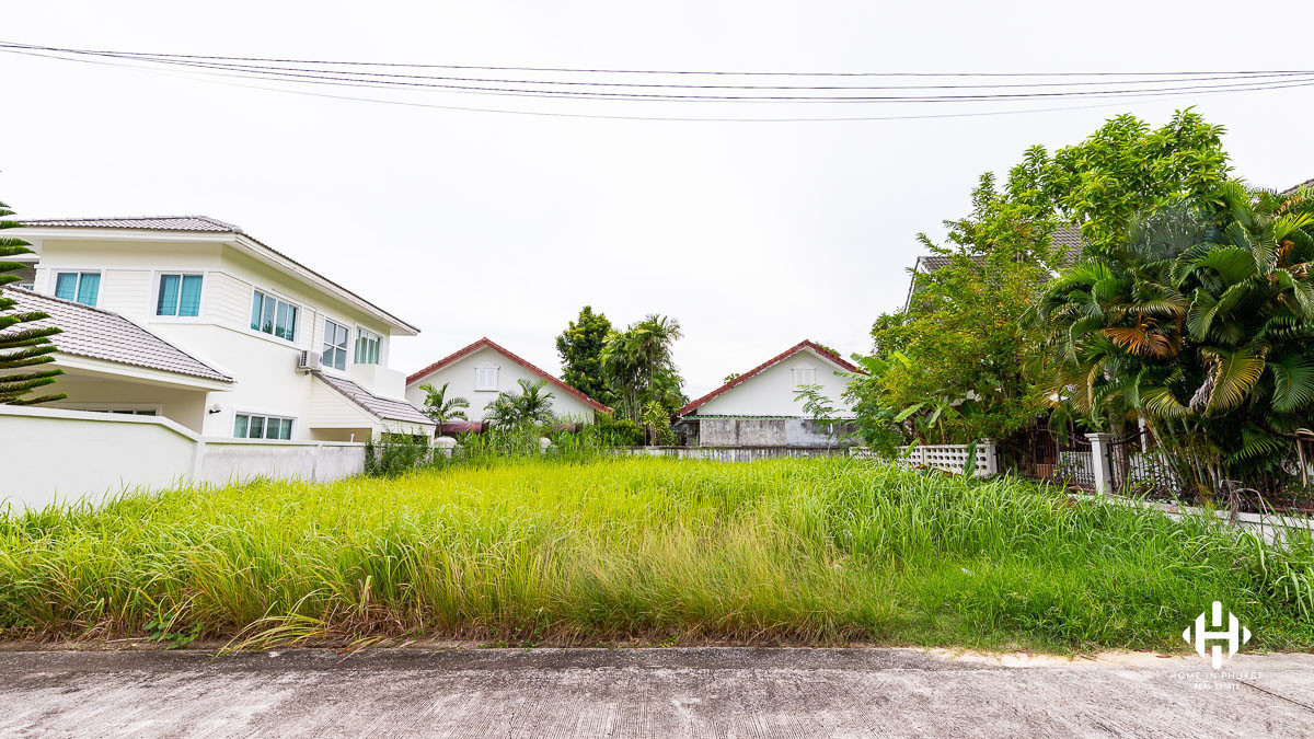 Land in Residential Development in Chalong