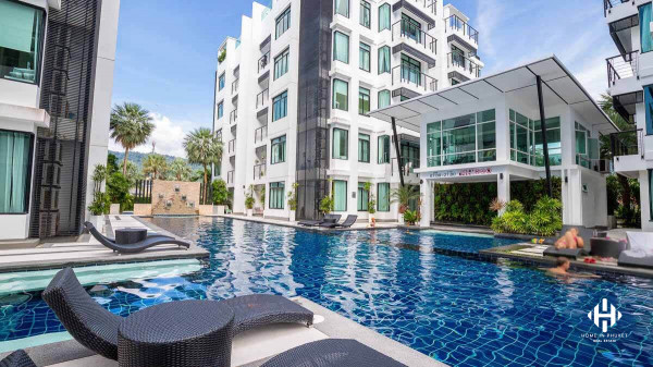 Modern 3-Bed Condo in Kamala