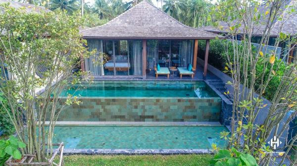 Luxury Villas on Natai Beach