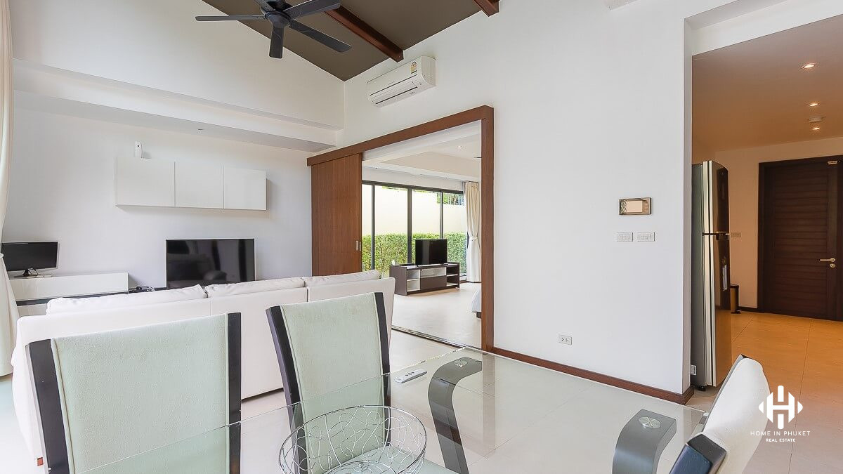Peaceful 2 Beds Pool Villa Near Cherngtalay