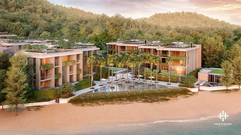 Luxurious Beachfront Residences in Kamala