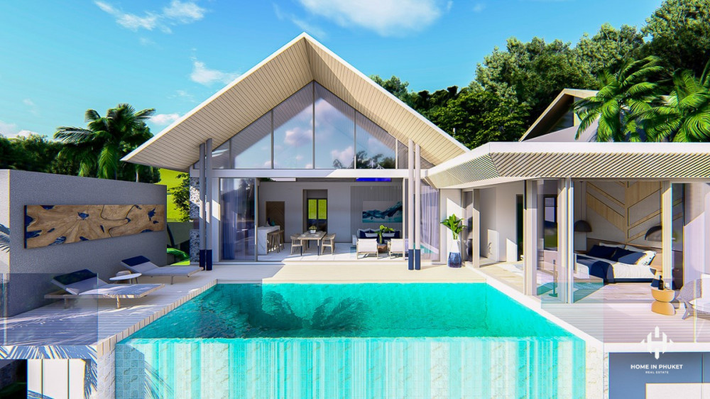 Natural and Modern Villas in Pa-Klok