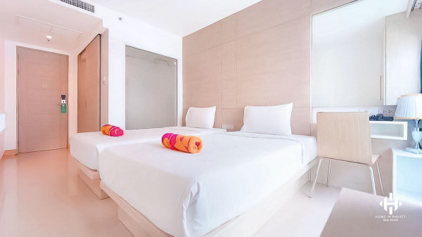 129 Room Patong Hotel on Main Road