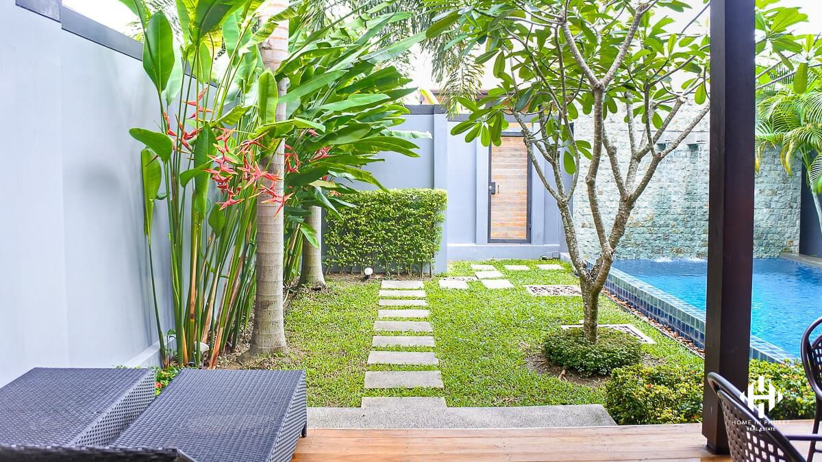 Cozy 2-Bed Pool Villa in Nai Harn