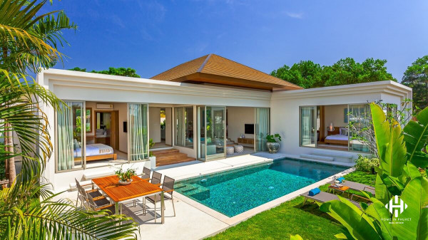 Splendid luxury 2 Beds Pool Villa in Cherng Talay
