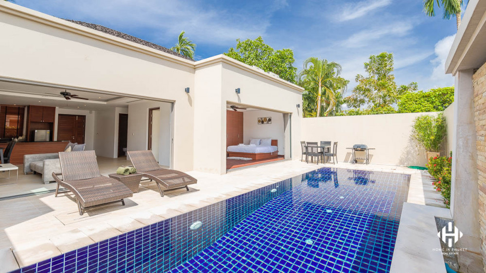 Gorgeous Pool VIlla in Bangtao