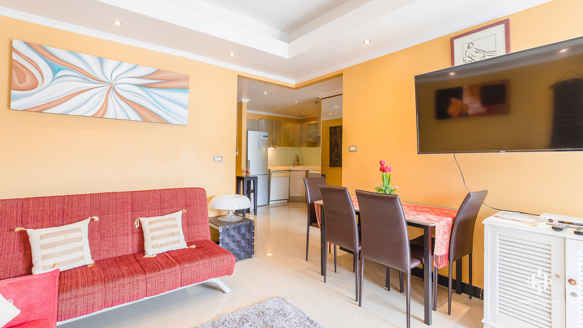 10th Floor One-bed Apartment in Patong