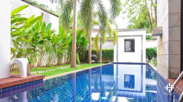 3-Bed Duplex Pool Residence in Bangtao