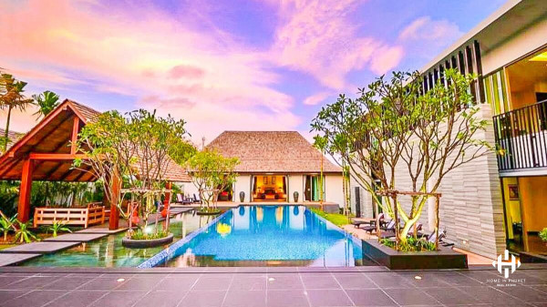 Extensive Pool Villa in Cherngtalay