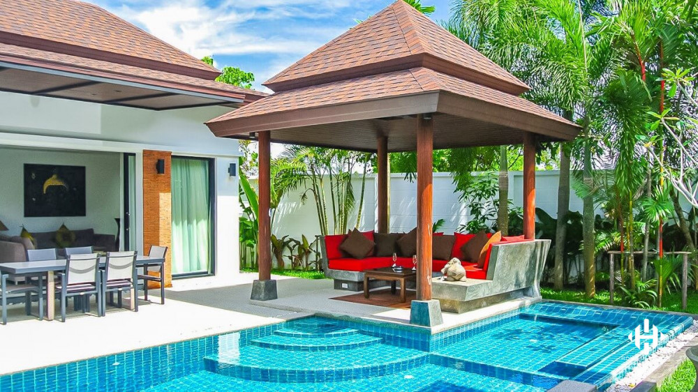 Development of 5 Pool Villas for Sale